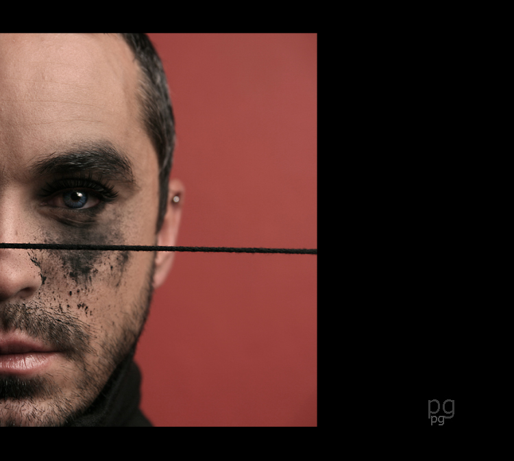 Retratos/sobre a corda