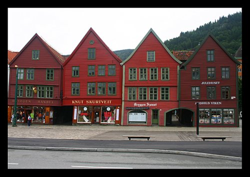 Paisagem Urbana/Bryggen