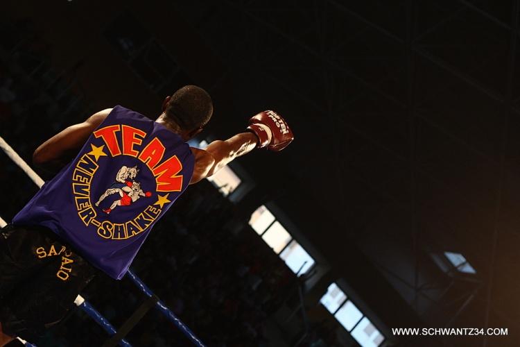 Espetáculos/Kickboxing