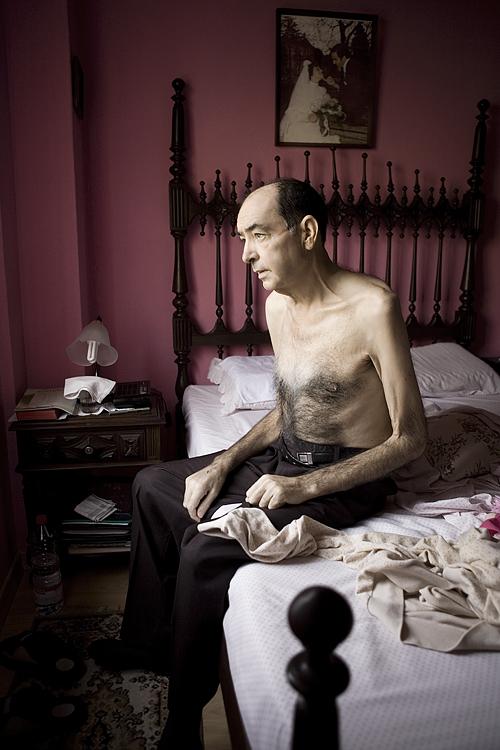 Fotojornalismo/morrer com dignidade