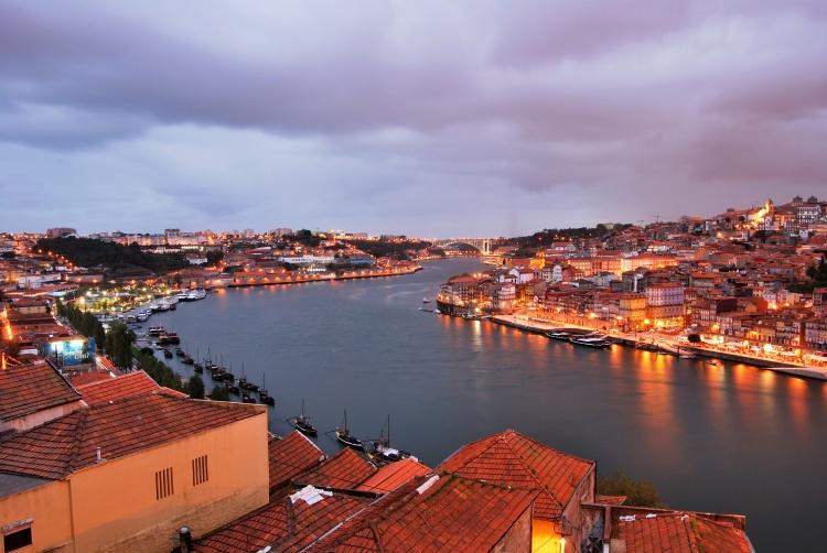 Paisagem Urbana/Porto D'Ouro