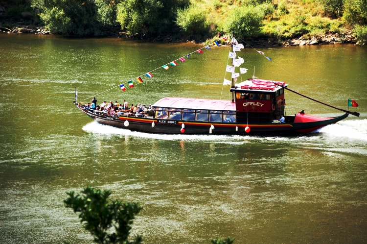 Gentes e Locais/Douro - barco