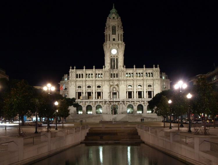 Paisagem Urbana/Camara do Porto 1