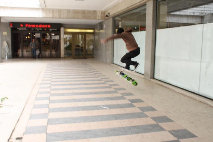 Desporto e Ação/skater Joao Maia