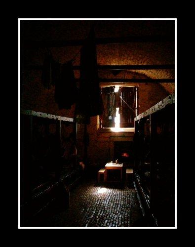História/Na Prisão do Castelo de Edimburgo