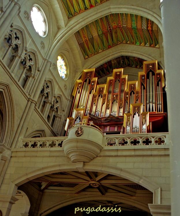Outros/Orgão - Catedral de Madrid