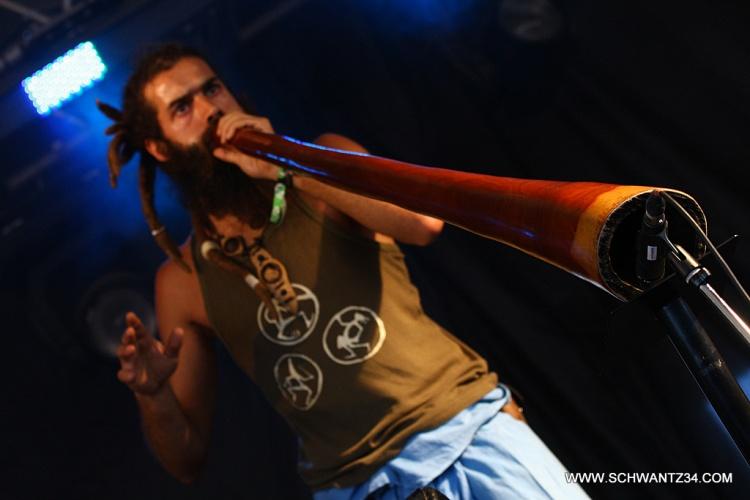 Espetáculos/Alive 2009