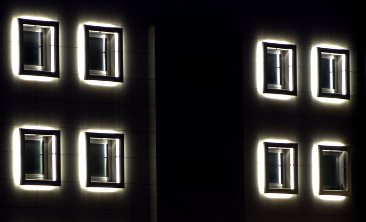 Abstrato/Janelas de Luz