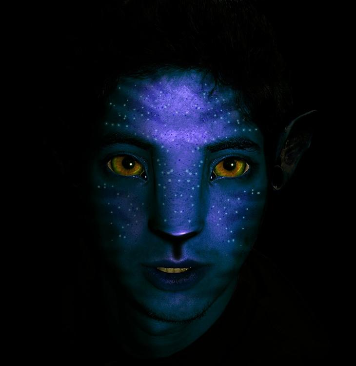 Arte Digital/[ Avatar ] Na'vi Jor'sim