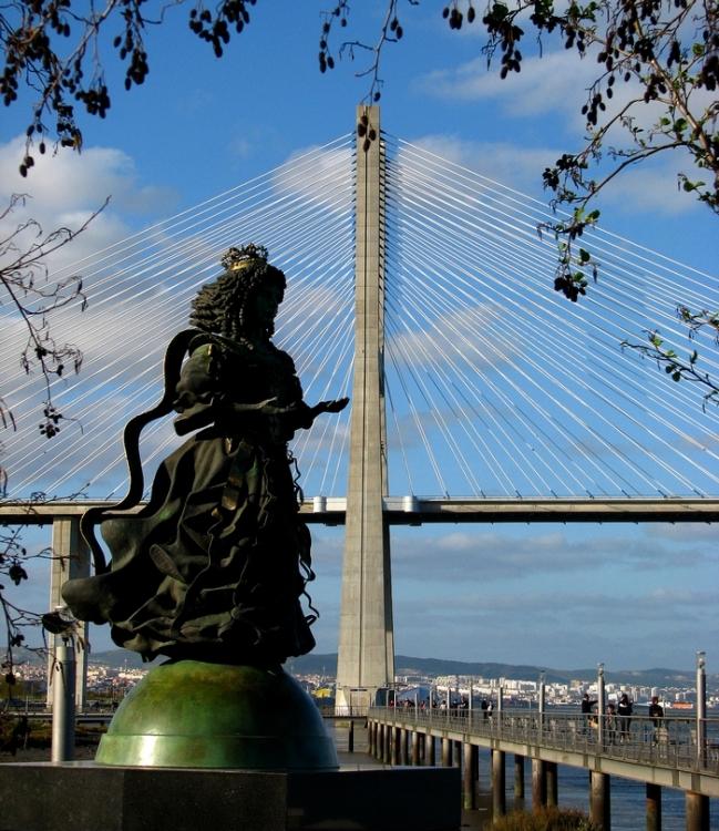 Paisagem Urbana/a ponte rainha