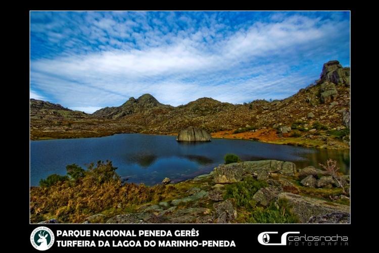 Paisagem Natural/Lagoa do Marinho