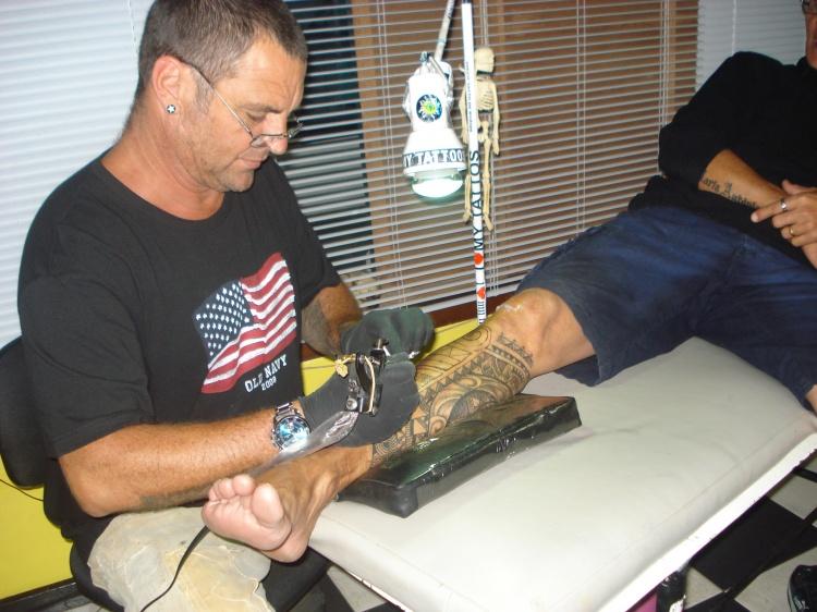 Chico Tattoo Búzios Foto de pedrobz | Olhares - Fotografia Online