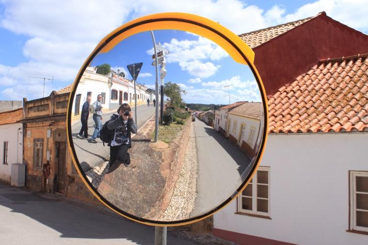 Paisagem Urbana/espelho