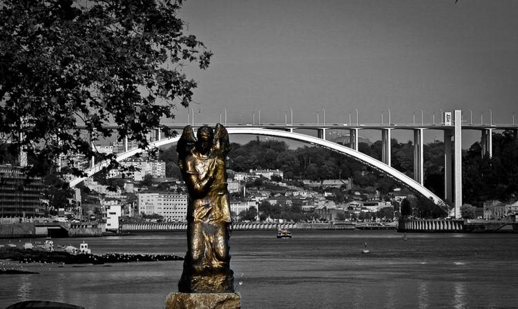 Outros/Anjo no rio...
