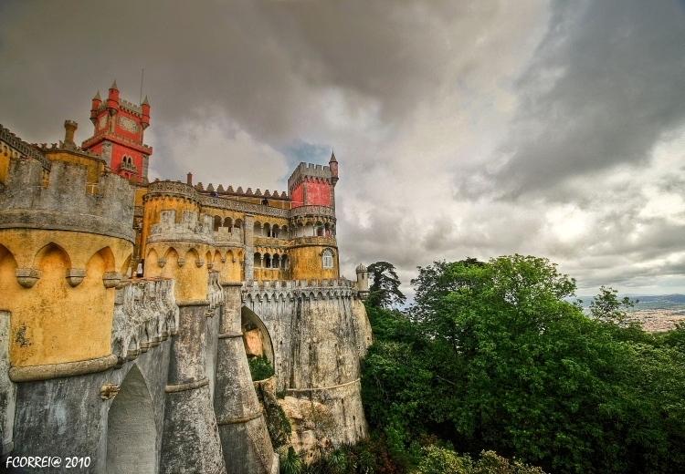 História/Palácio da Pena