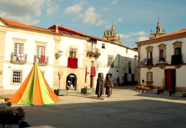 Paisagem Urbana/Feira Medieval - Miranda do Douro