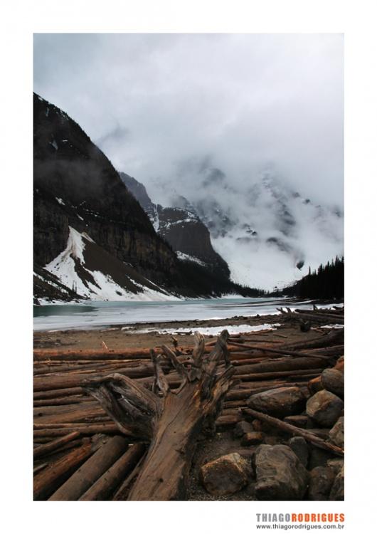 Paisagem Natural/Moraine Lake