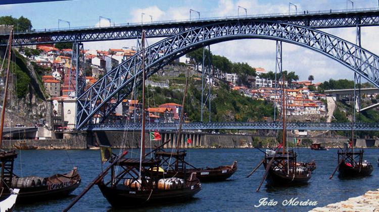 Paisagem Urbana/Ponte D. Luis, Porto