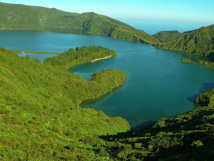 Paisagem Natural/Lagoa do Fogo