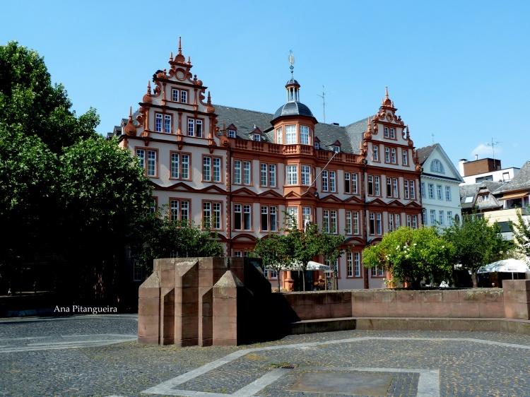 Outros/Museu em Mainz (14.07.2010)