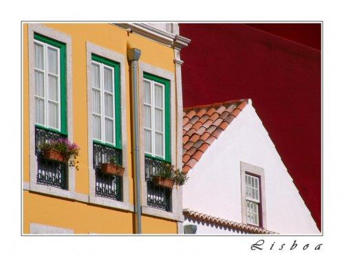 Paisagem Urbana/Janelas de Lisboa... 2