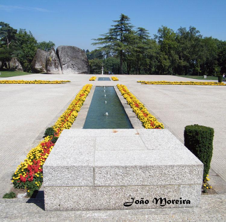 Paisagem Urbana/Jardim organizado