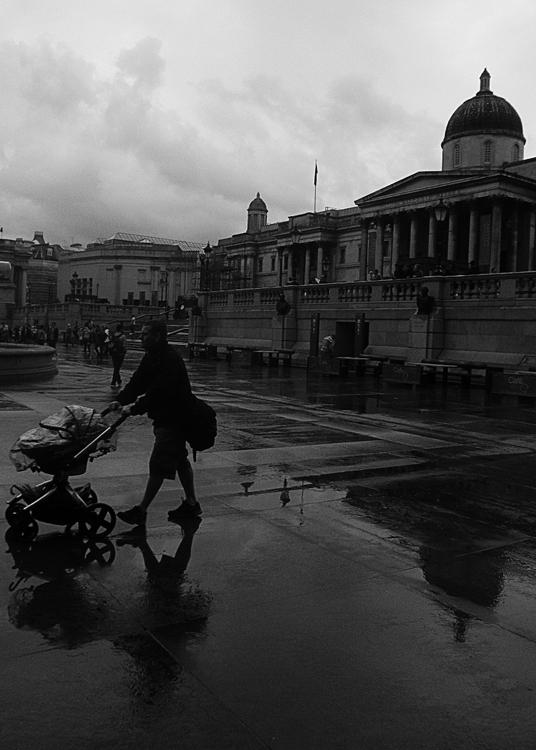 """Paisagem Urbana/""""Chove. Há Silêncio"""""""