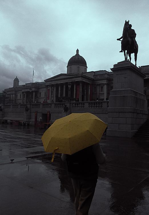 """Paisagem Urbana/""""tão calma é a chuva que se solta no ar"""""""