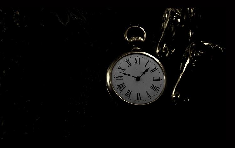 Abstrato/tempo suspenso