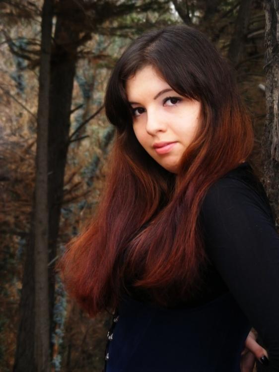 Retratos/Modelo: Constanza Silva