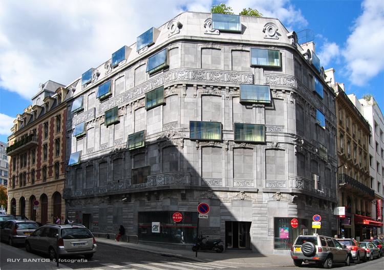 Paisagem Urbana/Hotel Fouquet's Barrière