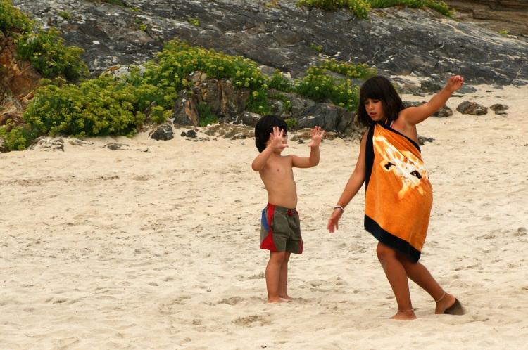 Gentes e Locais/Dias de praia