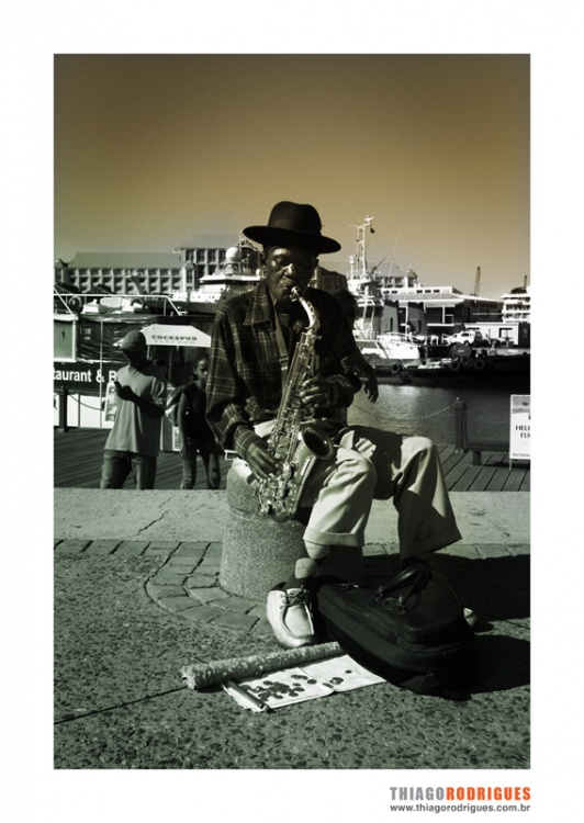 Fotojornalismo/Cape Town