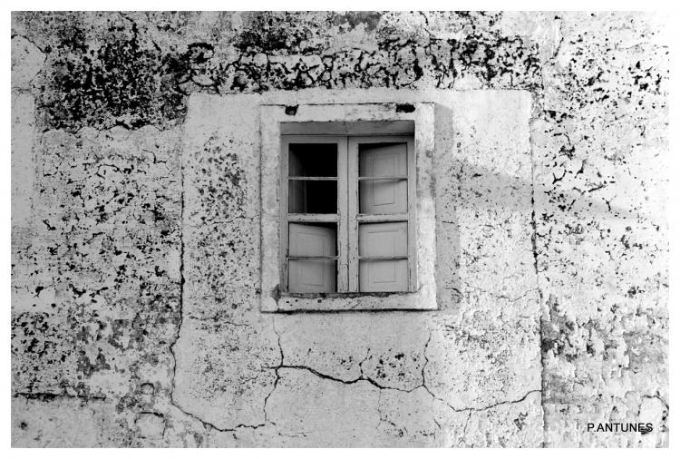 Paisagem Urbana/janela do tempo