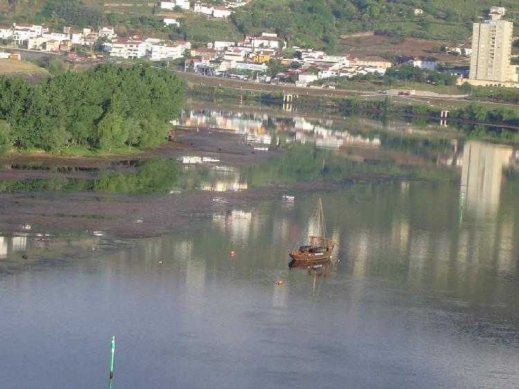 Outros/ROTA DO DOURO - RÉGUA - barco rabelo