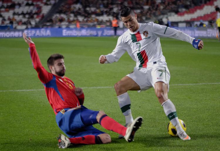Desporto e Ação/Portugal-Espanha 4 secos ;)