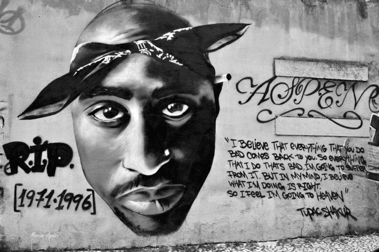 Espetáculos/Grafite 53: 2PAC