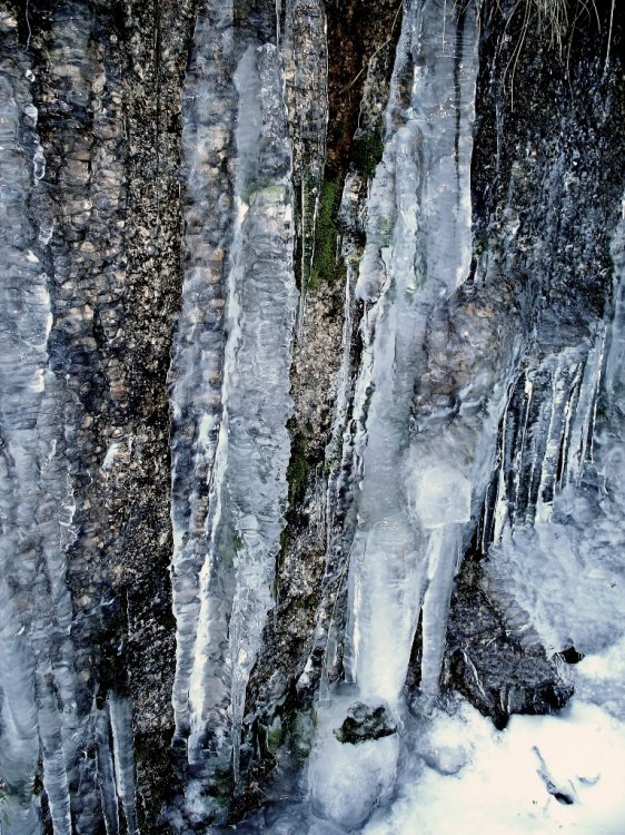 Paisagem Natural/ice