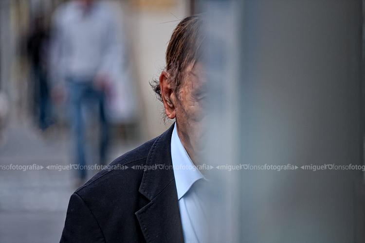 Retratos/Face oculta