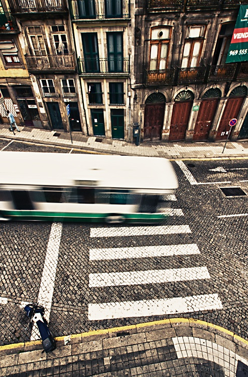 Paisagem Urbana/take the bus...