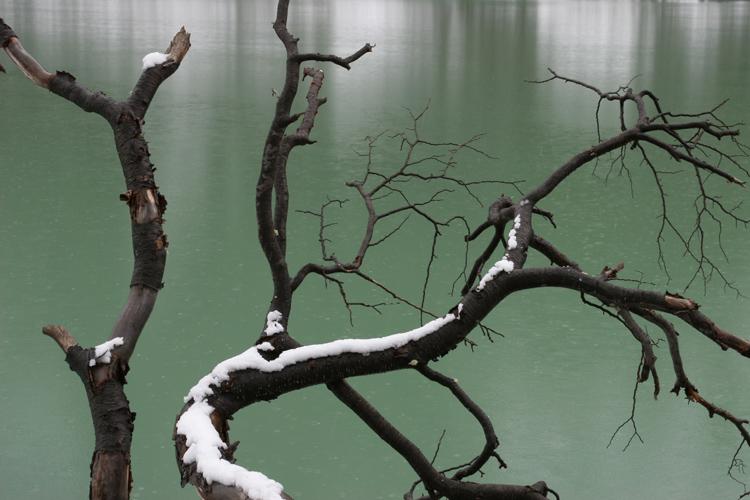 Paisagem Natural/Laguna Esmeralda