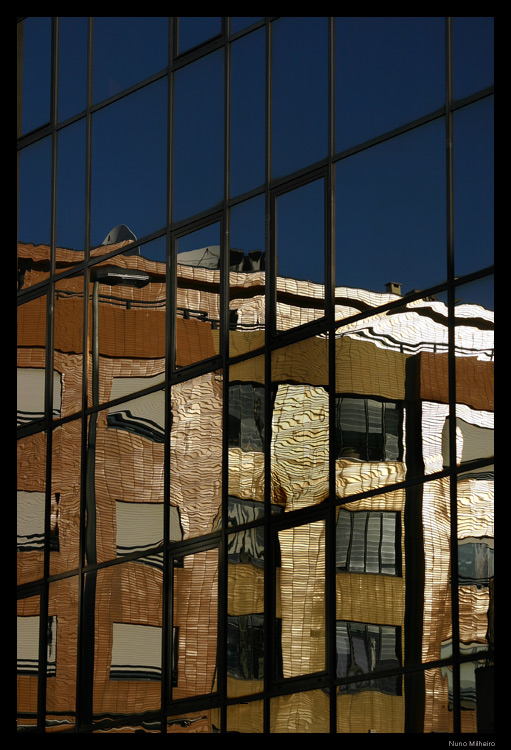 Paisagem Urbana/City reflections