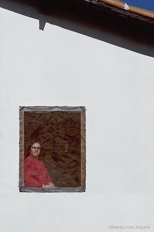 Retratos/Senhora na Janela