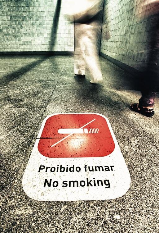 Outros/No smoking Zone