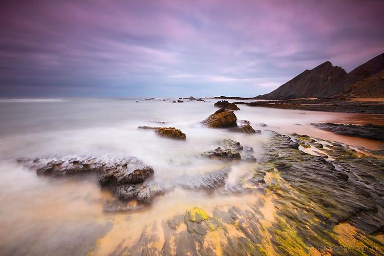 Paisagem Natural/O Mar e Eu.....