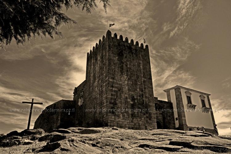 História/Castelo de Belmonte