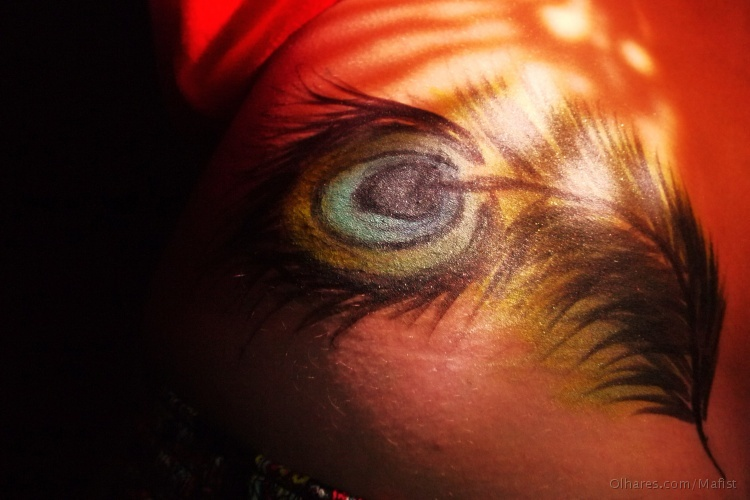 Outros/Body painting