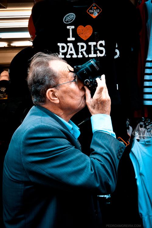 Retratos/J'aime Paris