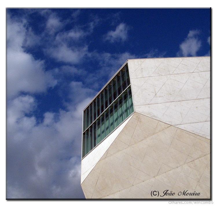 Paisagem Urbana/Casa da Musica do Porto