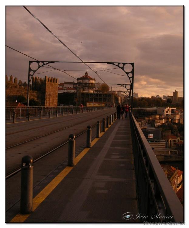 Paisagem Urbana/Ponte Dom Luís I